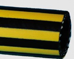 Tuyau caoutchouc epdm refoulement eau chaude bandes jaunes for Acheter epdm