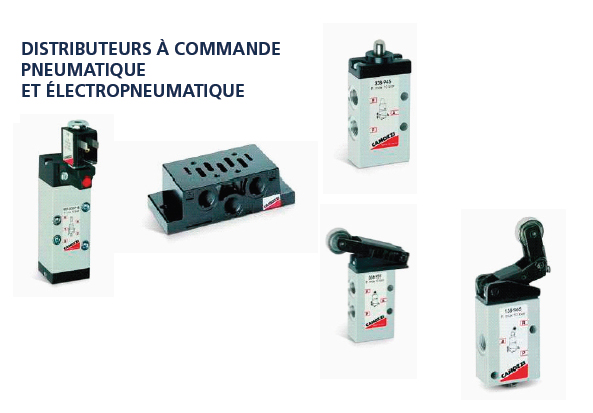 distributeur de comande pneumatique