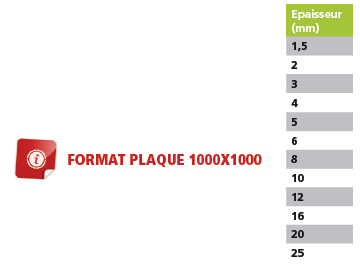 plaque silicone cellulaire information