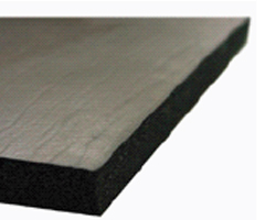 plaque mousse epdm